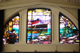 Lusitania Window 2
