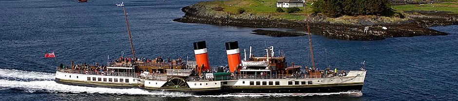Waverley Steamer